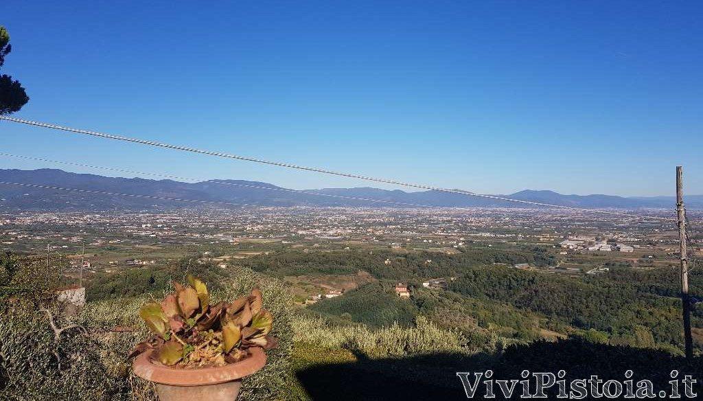 Vista da Vinacciano