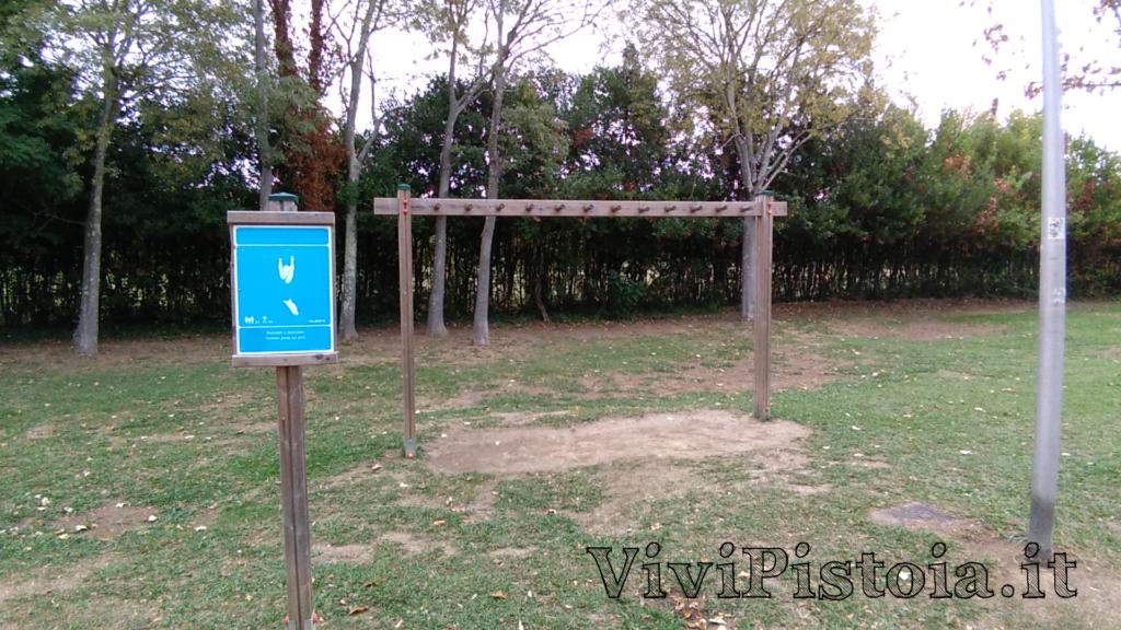 Percorso salute Parco Pertini