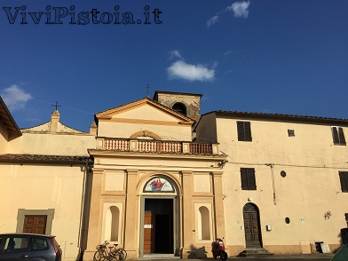 Chiesa di Badia a Pacciana