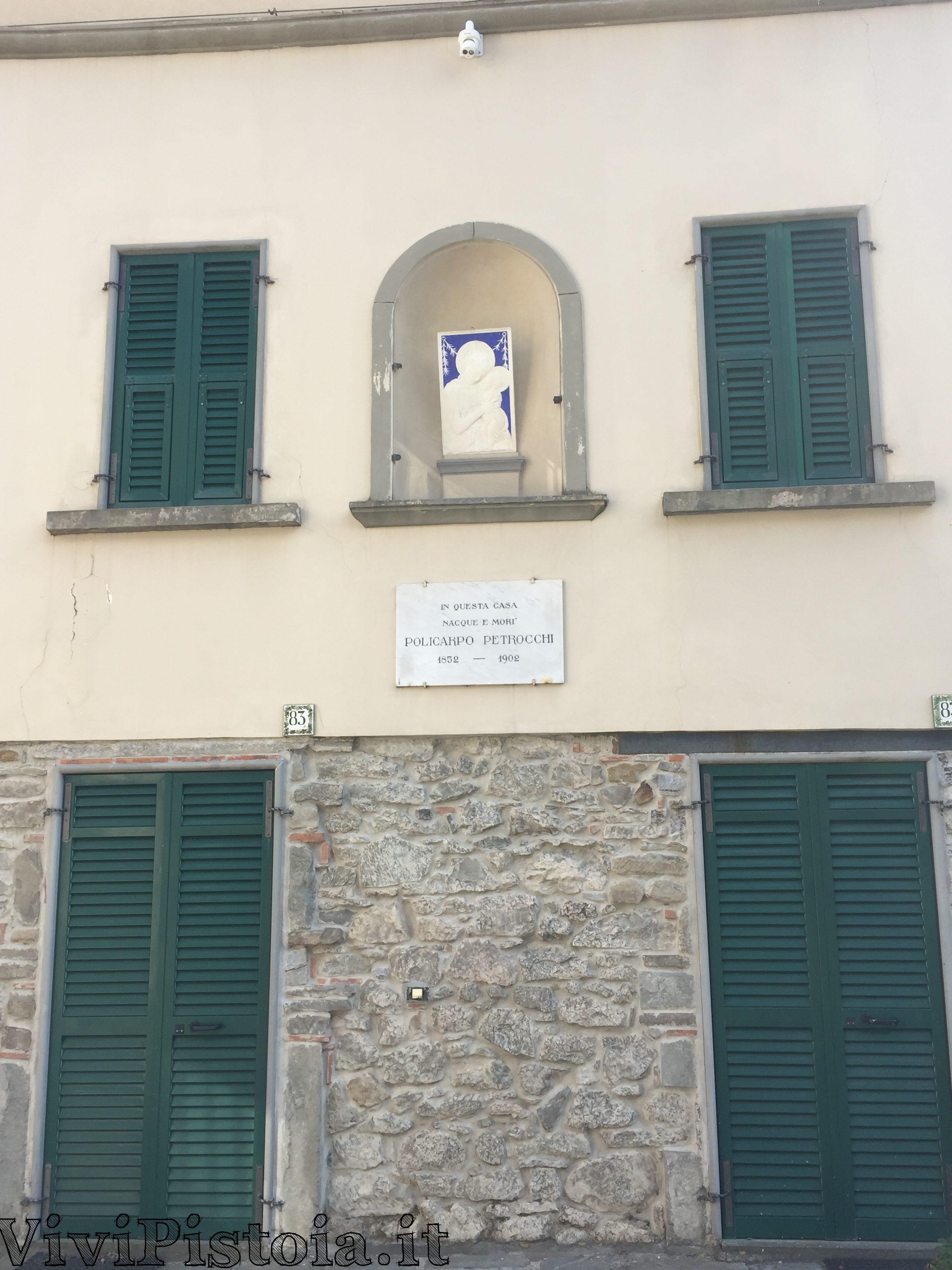 Casa di Policarpo Petrocchi