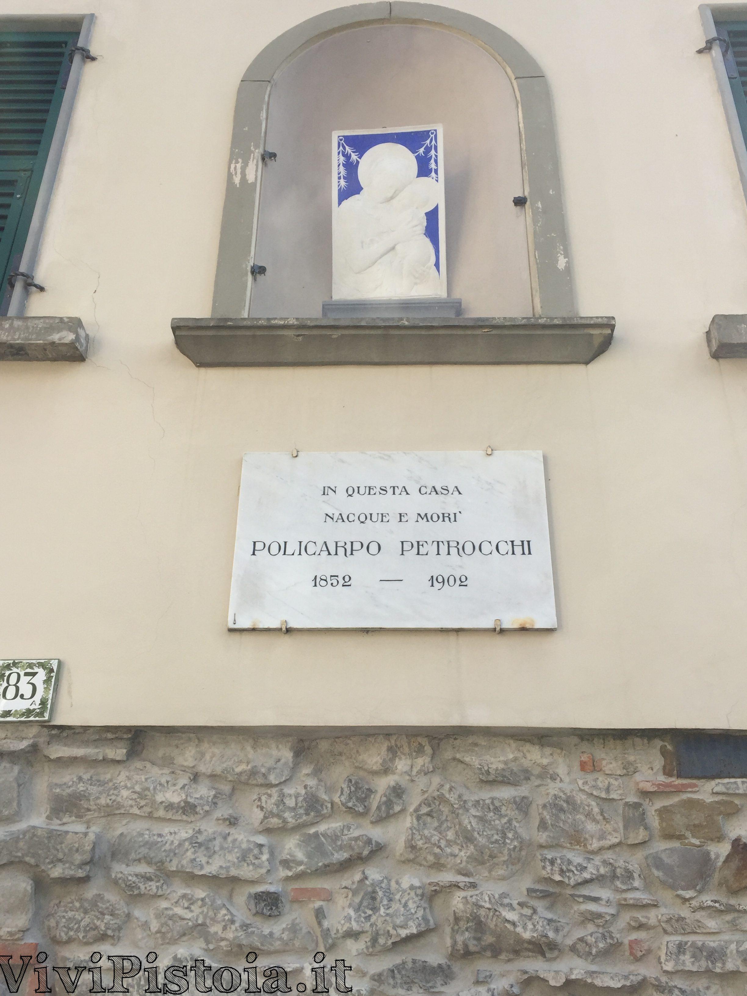 Casa di Policarpo Petrocchi(zoom)