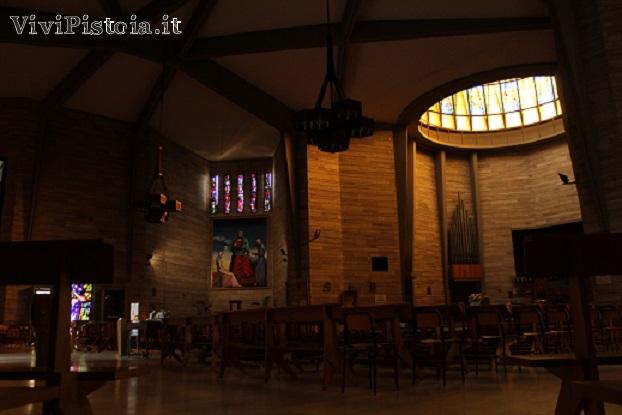 Interno Chiesa di Santa Maria Assunta