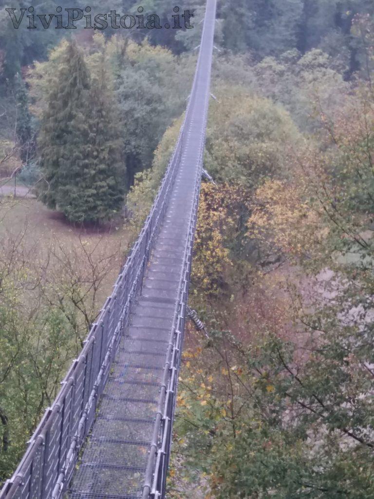 Ponte Sospeso San Marcello Piteglio