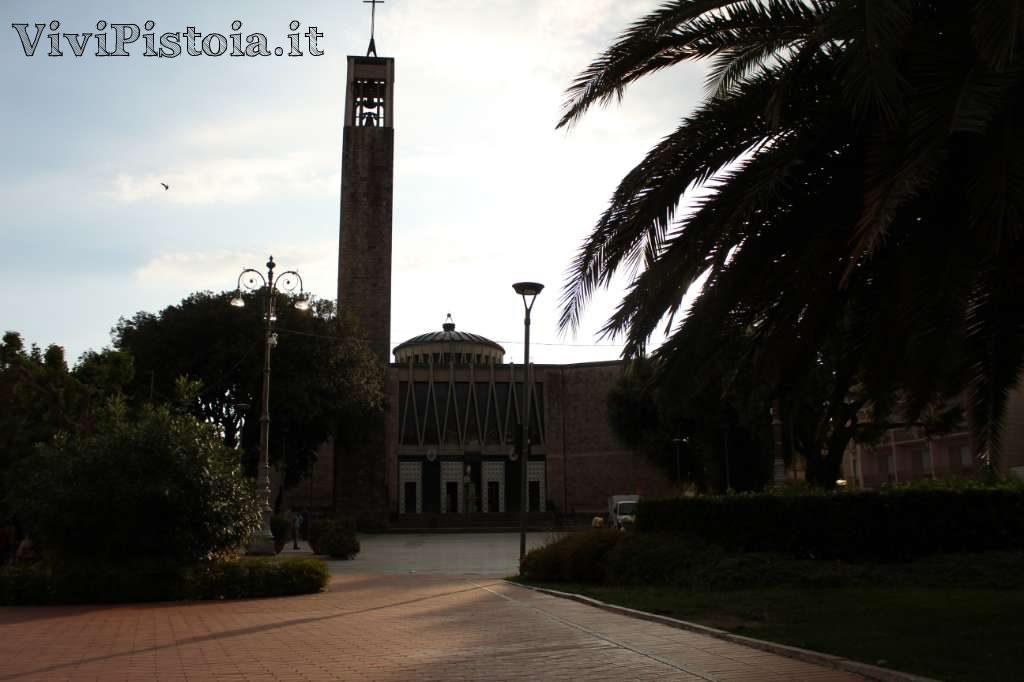 Vista esterna sulla Basilica minore