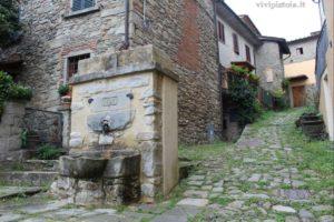 Fontana di Castagno