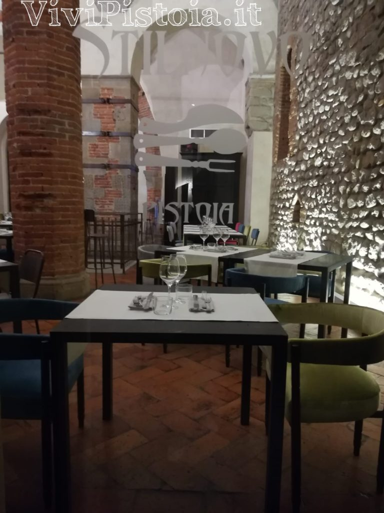 Veduta del ristorante dall'esterno
