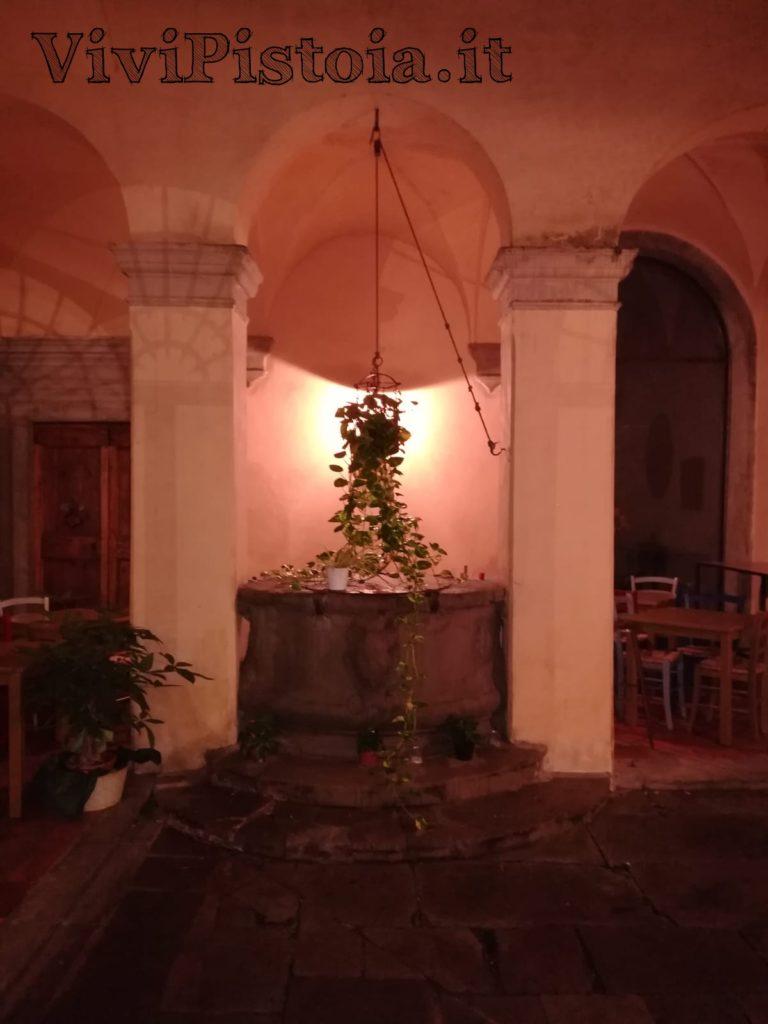 Spazio interno al ristorante